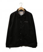 Liberaiders(リベライダーズ)の古着「コーチジャケット」 ブラック