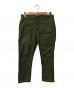 LEVIS PReMIUM(リーバイス プレミアム)の古着「Loose Cone Workwear Pant」|オリーブ