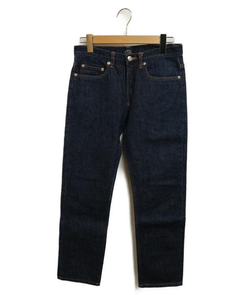 A.P.C.(アーペーセー)A.P.C. (アーペーセー) デニムパンツ インディゴ サイズ:73.5cm (W29)の古着・服飾アイテム