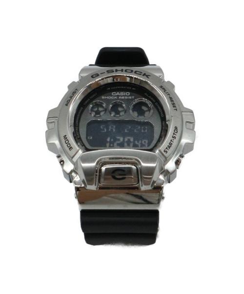 CASIO(カシオ)CASIO (カシオ) 腕時計 ブラック G-SHOCK GM-6900 ラバーの古着・服飾アイテム