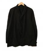 Y's for men(ワイズフォーメン)の古着「ジャケット」|ブラック