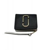 MARC JACOBS(マークジェイコブス)の古着「2つ折り財布」|ブラック