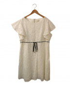 ef-de(エフデ)の古着「ワンピース」|ホワイト