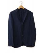 ()の古着「K.Jacket」|ブルー