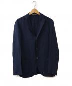 BOGLIOLI()の古着「K.Jacket」 ブルー