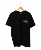 NEIGHBORHOOD(ネイバーフッド)の古着「Tシャツ」|ブラック