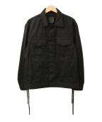 CRAIG GREEN(クレイグ グリーン)の古着「ワークジャケット」|ブラック