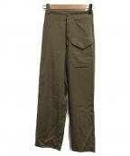 CellarDoor(セラードアー)の古着「ポケットツキパンツ」|ブラウン