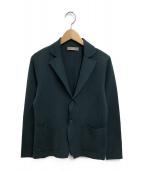 ()の古着「2Bコットンミラノリブジャケット」|グリーン