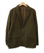 PHERROWS(フェローズ)の古着「コーデュロイジャケット」|オリーブ