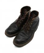 WHITES BOOTS(ホワイツ ブーツ)の古着「Semi Dress Boots」 ブラウン