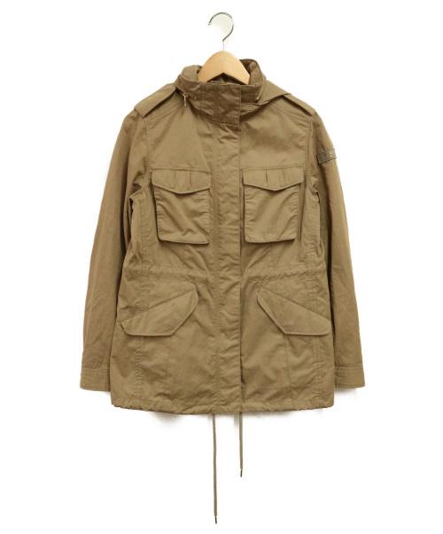 TATRAS(タトラス)TATRAS (タトラス) M65ジャケット ベージュ サイズ:Mの古着・服飾アイテム