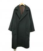 Luis(ルイス)の古着「ハイクオリティーオーバーコート」|グリーン