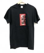 THE BLACK EYE PATCH(ザブラックアイパッチ)の古着「LABEL TEE」 ブラック