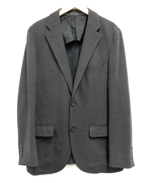 MACKINTOSH PHILOSOPHY(マッキントッシュフィロソフィー)MACKINTOSH PHILOSOPHY (マッキントッシュフィロソフィー) トロッタージャケット グレー サイズ:38の古着・服飾アイテム
