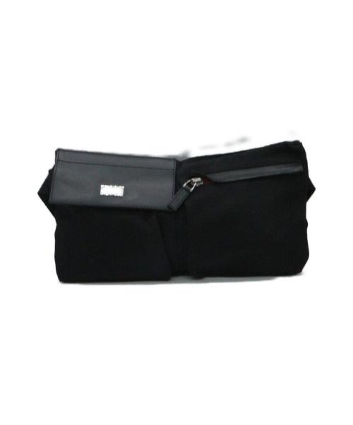 GUCCI(グッチ)GUCCI (グッチ) ボディバッグ ブラック 28566 200047の古着・服飾アイテム