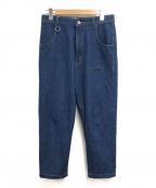 Random Identities(ランダムアイデンティティーズ)の古着「I Bless the 80s Jeans」|インディゴ