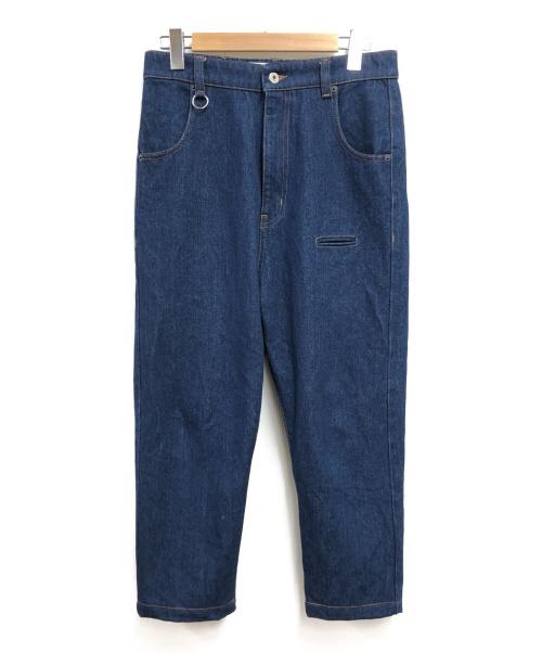 Random Identities(ランダム アイデンティティーズ)Random Identities (ランダム アイデンティティーズ) I Bless the 80s Jeans インディゴ サイズ:SIZE32 デニムパンツ ジーンズの古着・服飾アイテム