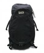 BACH(バッハ)の古着「リュック」 ブラック