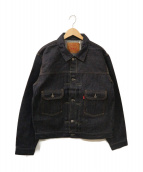 LEVIS VINTAGE CLOTHING(リーバイスヴィンテージクロージング)の古着「1953's TYPE2 JACKET」|インディゴ