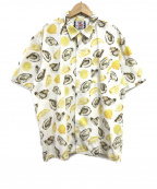 son of the cheese((サノバチーズ))の古着「Oyster shirts」|イエロー