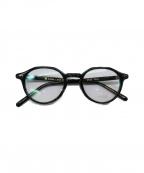 Ayame(アヤメ)の古着「伊達眼鏡」 ブラック
