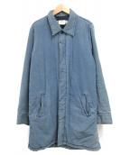 REMI RELIEF(レミレリーフ)の古着「ショップコート」|インディゴ