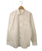 ()の古着「コモリシャツ」|ホワイト