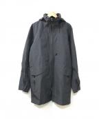 tilak(ティラック)の古着「Shield Coat」 グレー
