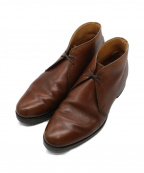 Lloyd footwear(ロイドフットウェア)の古着「チャッカーブーツ」|ブラウン