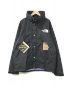 ()の古着「Mountain Raintex Jacket」 ブラック