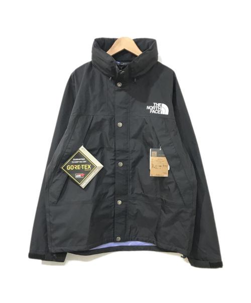 THE NORTH FACE(ザ ノース フェイス)THE NORTH FACE (ザ ノース フェイス) Mountain Raintex Jacket ブラック サイズ:L 未使用品の古着・服飾アイテム
