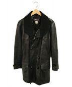 agnes b special(アニエスベー・スペシャル)の古着「コルビジェジャケット」|ブラック