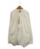 ()の古着「ビッグシルエットシャツ」|ホワイト