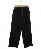 Graphpaper()の古着「Denim Baggy Pants」 ブラック