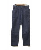 ()の古着「TAKIBI PANTS」 ネイビー