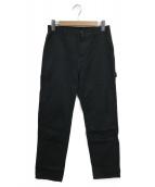()の古着「オーガニックコットンパンツ」 ブラック