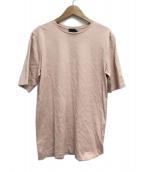 ATON(エイトン)の古着「Tシャツ」|ピンク