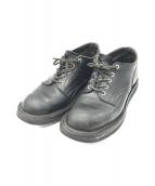 ()の古着「短靴」|ブラック