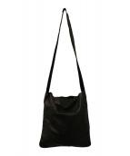 ()の古着「2WAYレザーバッグ」|ブラック