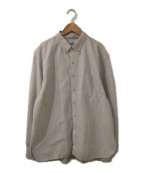 nonnative(ノンネイティブ)の古着「DWELLER B.D. SHIRT RELAXED FIT」|グレー