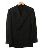 GUCCI(グッチ)の古着「ダブルジャケット」|ブラック