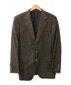 GUCCI(グッチ)の古着「テーラードジャケット」|グレー