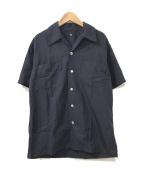 ()の古着「Vacation Shirt」|ネイビー