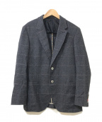 Paul Smith London()の古着「テーラードジャケット」 ネイビー
