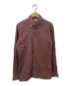 MARTIN MARGIELA(マルタン・マルジェラ)の古着「ボタンダウンシャツ」|ピンク