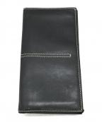 TODS(トッズ)の古着「札入れ」|ブラック