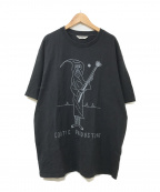 COOTIE(クーティー)の古着「プリントビッグTシャツ」|ブラック
