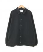 CURLY(カーリー)の古着「コーデュロイジャケット」 ブラック
