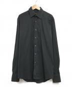 PRADA()の古着「ドレスシャツ」|ブラック